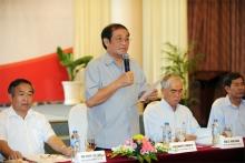Cuộc họp BCH LĐBĐVN lần thứ 14 khóa VI
