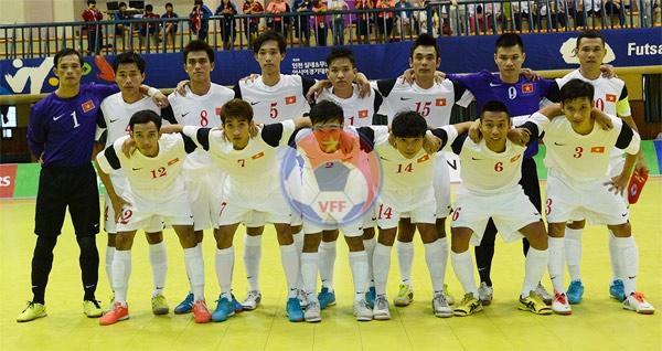 Đội tuyển Futsal nam Việt Nam tại Đại hội thể thao Châu Á