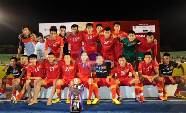 ĐTQG Việt Nam - U23 Santor