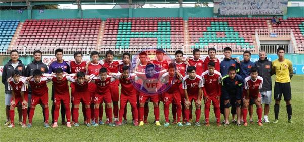 Đội tuyển U19 nam Việt Nam tập luyện và tham dự giải U19 ĐNÁ 2013