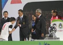 Đội tuyển U19 Việt Nam giành ngôi Á quân giải vô địch U19 ĐNÁ 2013