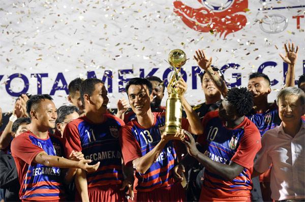 Giải Toyota Mekong Club Championship 2014