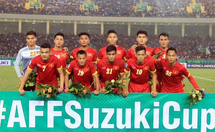Đội tuyển Việt Nam lọt vào bán kết AFF Suzuki Cup 2014