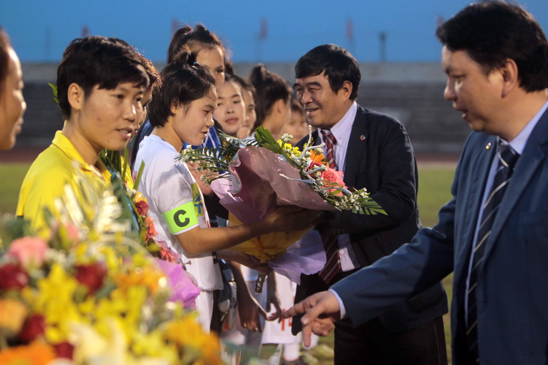Giải bóng đá Nữ vô địch U19 Quốc Gia năm 2016