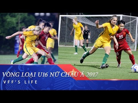 U16 VIỆT NAM KHÔNG THỂ TẠO BẤT NGỜ TRƯỚC U16 AUSTRALIA
