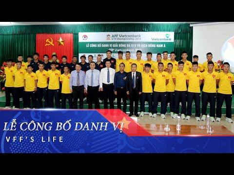 VIETCOMBANK ĐỒNG HÀNH CÙNG GIẢI U19 ĐÔNG NAM Á 2016