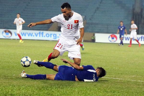 Album ảnh U19 Việt Nam đánh bại U19 Philipines tại giải U19 AFF Championship - CUP Vietcombank 2016