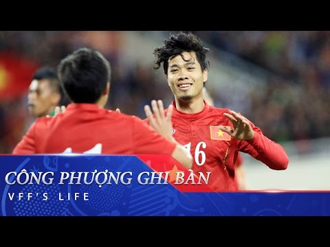 VIỆT NAM VS INDONESIA: CÔNG PHƯỢNG LÊN TIẾNG