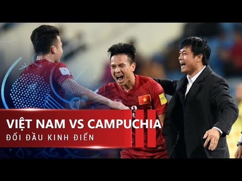 VIỆT NAM VS CAMPUCHIA: TRƯỚC GIỜ BÓNG LẮN | AFF CUP 2016