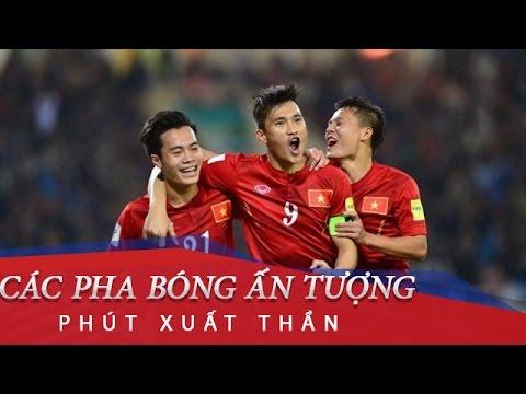 NHỮNG PHA PHỐI HỢP MÃN NHÃN CỦA ĐTVN | AFF CUP 2016