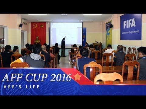 VFF TRIỂN KHAI BÁN VÉ TRẬN BÁN KẾT AFF CUP 2016