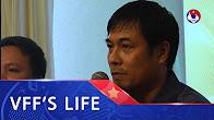 HLV HỮU THẮNG TÔN TRỌNG ĐỐI THỦ U23 MALAYSIA TRƯỚC GIỜ LĂN BÓNG