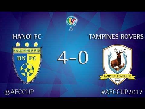 AFC CUP 2017 | HÀ NỘI FC CÓ TRẬN THẮNG ĐẦU TIÊN TẠI AFC CUP 2017