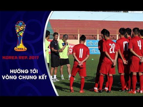 U20 VIỆT NAM CHÍNH THỨC HỘI QUÂN TẠI NHA TRANG CHUẨN BỊ CHO VCK U20 WORLD CUP