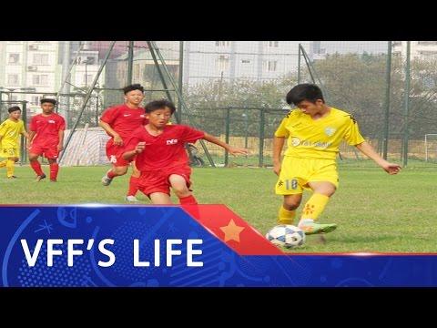 KHAI MẠC GIẢI BÓNG ĐÁ U15 GIAO HỮU VIỆT NAM NHẬT BẢN CUP UNICAL 2017