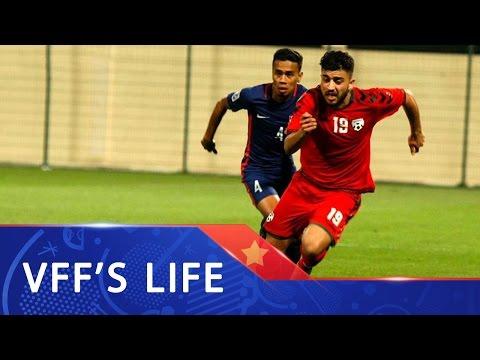 GIẢI MÃ ẨN SỐ ĐT AFGHANISTAN, ĐỐI THỦ CỦA ĐT VIỆT NAM Ở VL ASIAN CUP 2019