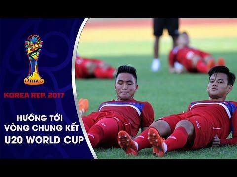 Cận cảnh các bài tập lạ của ĐT U20 Việt Nam tại Nha Trang (PV Đỗ Tuấn - Báo Bóng đá)
