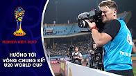 PHÓNG VIÊN FIFA TV BẤT NGỜ BỞI SỰ CUỒNG NHIỆT CỦA NGƯỜI HÂM MỘ VIỆT NAM