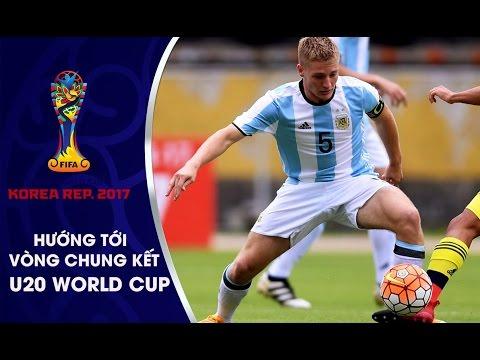 GƯƠNG MẶT U20 ARGENTINA | SANTIAGO ASCACIBAR - THỦ LĨNH TRẺ XỨ SỞ TANGO