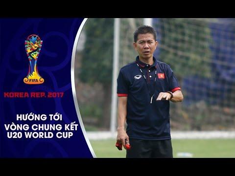 HLV HOÀNG ANH TUẤN CHỈ RA TRỞ NGẠI CỦA U20 VIỆT NAM