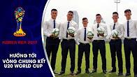 U20 VIỆT NAM HỨNG KHỞI LÊN ĐƯỜNG ĐỂ ĐỐI ĐẦU VỚI U20 ARGENTINA
