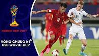 ĐÂY LÀ LIỀU THUỐC TIÊN GIÚP U20 VIỆT NAM ĐI VÀO LỊCH SỬ KHI CÓ ĐIỂM ĐẦU TAY TẠI VCK U20 WORLD CUP