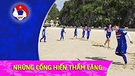 ĐỘI TUYỂN NỮ VIỆT NAM MIỆT MÀI TẬP THỂ LỰC ĐỂ CHINH PHỤC SEA GAMES 29