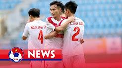 VFF NEWS SỐ 66 | Lứa đàn em của Công Phượng, Tuấn Anh gây ấn tượng tại VCK U21 Báo Thanh Niên 2017