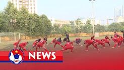 VFF NEWS SỐ 77 | U23 Việt Nam tích cực tập luyện để hoàn thiện đội hình
