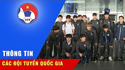 Ulsan Hyundai FC đã có mặt tại Hà Nội để chuẩn bị cho trận đấu với U23 Việt Nam