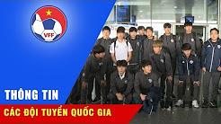 Ulsan Hyundai FC đã có mặt tại Hà Nội để chuẩn bị cho trận đấu với U23 Việt Nam