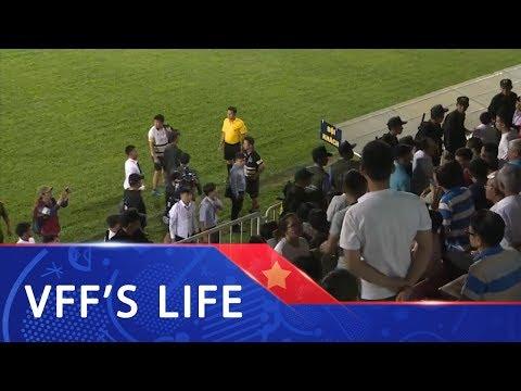 VFF công bố các quyết định kỷ luật trong trận đấu Hoàng Anh Gia Lai và Hà Nội