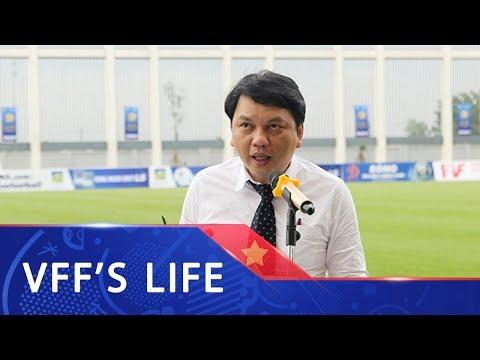 Khai mạc VCK U17 quốc gia - Cúp Thái Sơn Nam 2018
