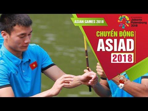 Hà Đức Chinh đi câu cá thư giãn cùng các đồng đội Olympic Việt Nam