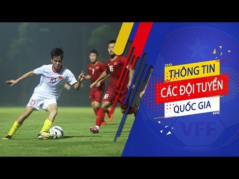 U22 Việt Nam chia quân, thi đấu tập nội bộ hướng tới SEA Games 30