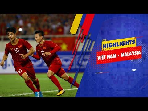 Highlights | Việt Nam 1-0 Malaysia | Siêu phẩm đẳng cấp, người hùng quen thuộc