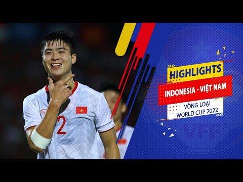 Highlights | Indonesia - Việt Nam | Chiến thắng vang dội trên đất khách