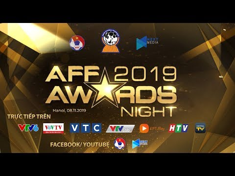 08-11-2019 | Lễ Trao Giải AFF Awards Night 2019