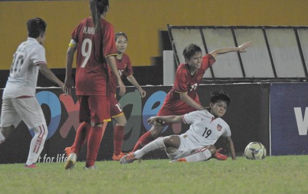 ĐT nữ Việt Nam gặp U20 Australia tại bán kết AFF Cup nữ 2018 - Ảnh 1.