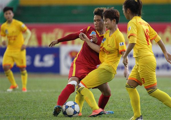 Giải bóng đá nữ VĐQG 2017: TP Hồ Chí Minh I và Phong Phú Hà Nam tranh ngôi vô địch (16h00, trực tiếp trên VTV6) - Ảnh 2.