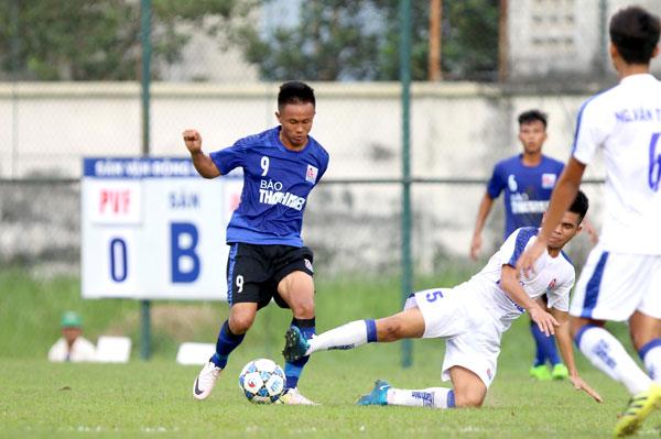 Giải U21 Quốc gia 2017: Sông Lam Nghệ An giành tấm vé thứ 2 vào bán kết - Ảnh 2.