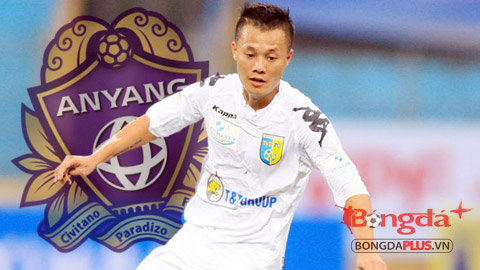 CLB Anyang FC (Hàn Quốc) muốn có Thành Lương