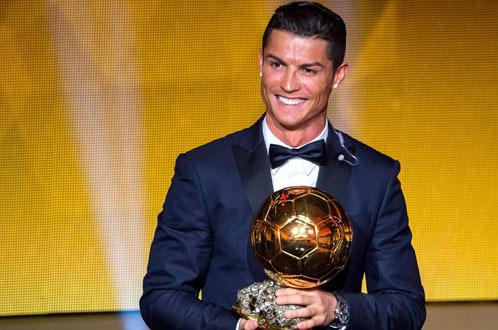 Năm 2014 đại thành công của Cristiano Ronaldo
