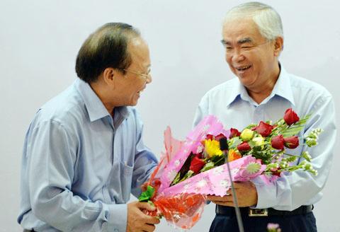 Chủ tịch VFF Lê Hùng Dũng giữ chức vụ Phó chủ tịch Ủy ban Olympic Việt Nam