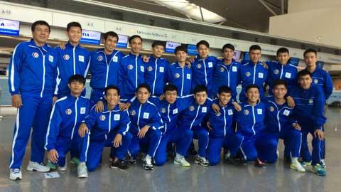 Hai CLB Futsal Việt Nam dự giải quốc tế tại Indonesia