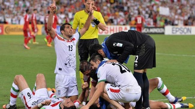 AFC Asian Cup 2015 (Bảng C): Iran giành ngôi đầu bảng