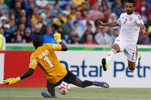 Tứ kết AFC Asian Cup 2015: UAE tự tin đánh bại chủ nhà Úc