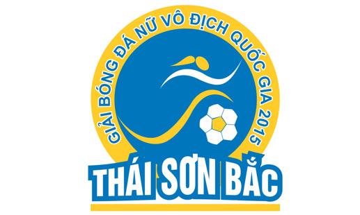 Lịch thi đấu giải bóng đá nữ VĐQG - Cup Thái Sơn Bắc 2015