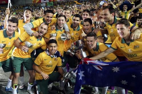 Australia đăng quang ngôi vô địch Asian Cup 2015