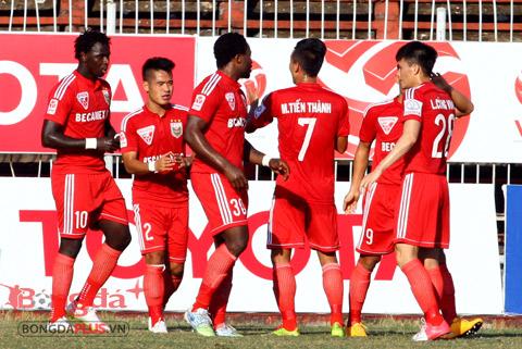 Chuẩn bị cho AFC Champions League 2015, B. Bình Dương hội quân sớm vào mồng 3 Tết